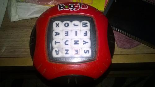 juego de mesa - boogle - hasbro