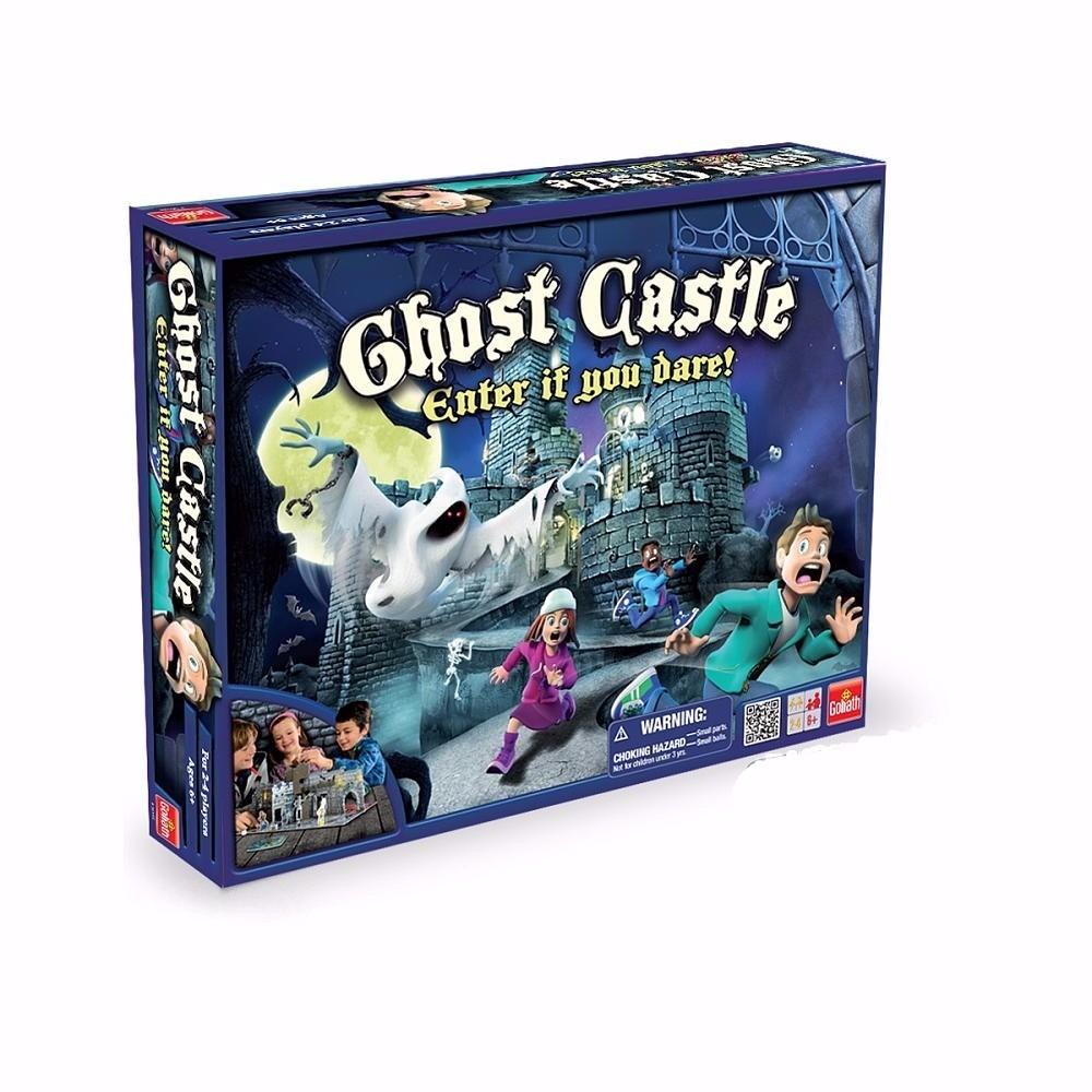 Juego de mesa castillo fantasma goliath en for Cazafantasmas juego de mesa
