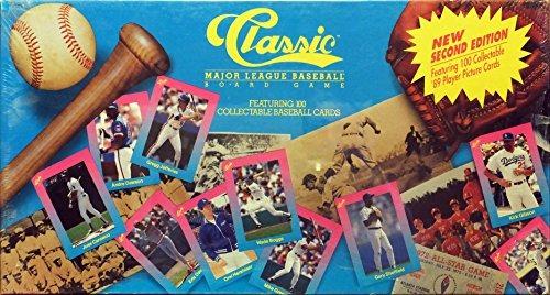 Juego De Mesa Clasico De Beisbol De Grandes Ligas 222 990 En