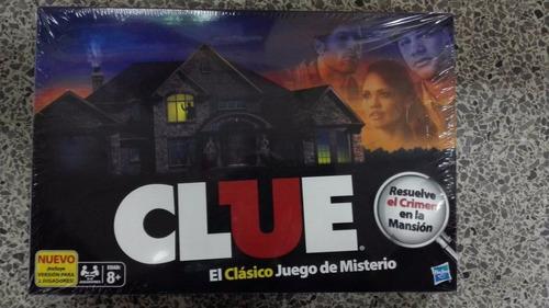 juego de mesa clue