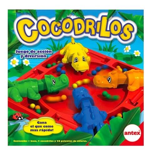juego de mesa cocodrilos antex 4328