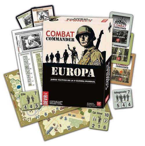 juego de mesa combat commander - europa