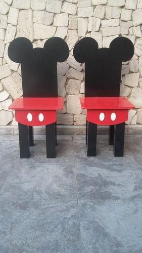 juego de mesa con sillas infantiles