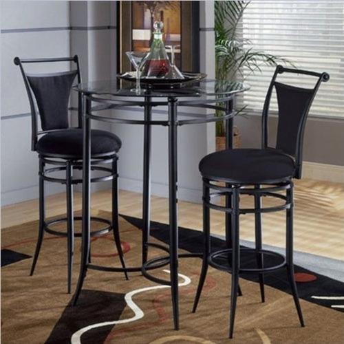 juego de mesa con sillas tipo bar cocktail hillsdale cierra