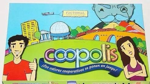 Juego De Mesa Cooperativo Copolis Ideal Para Ninos Y Adulto 480