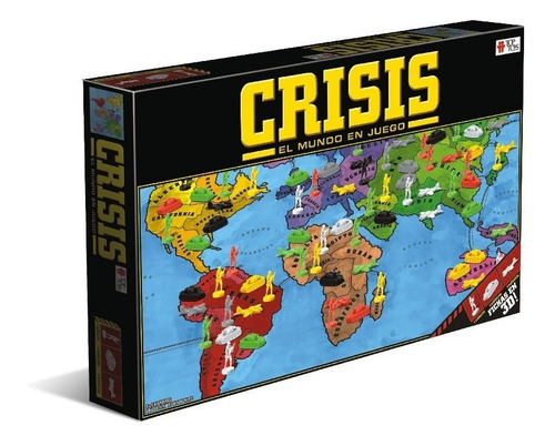 juego de mesa crisis el mundo en juego grande top toys tv