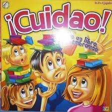 juego de mesa cuidado