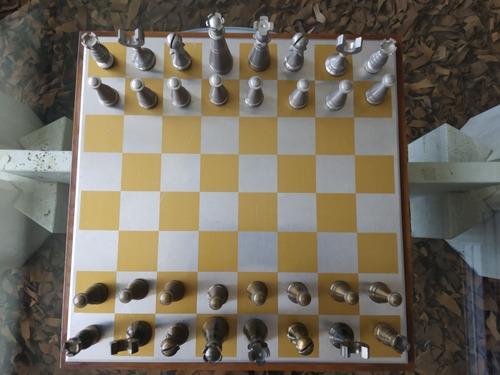 juego de mesa de ajedrez