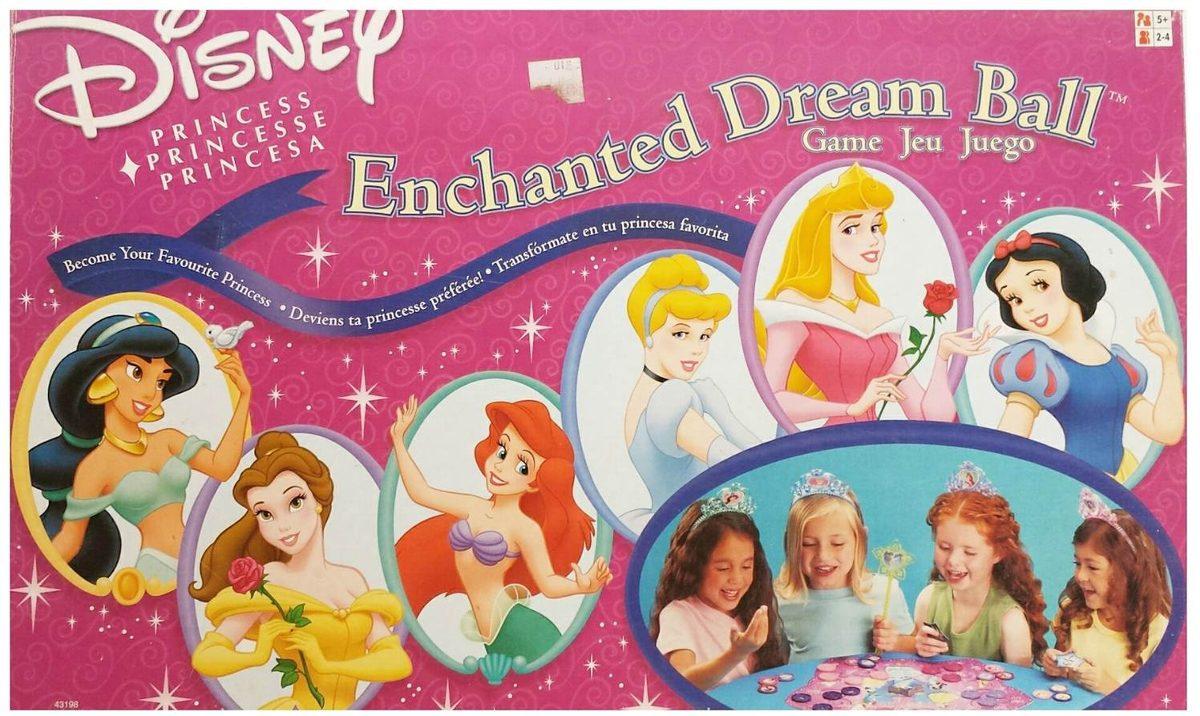 Juegos De Princesas De Disney