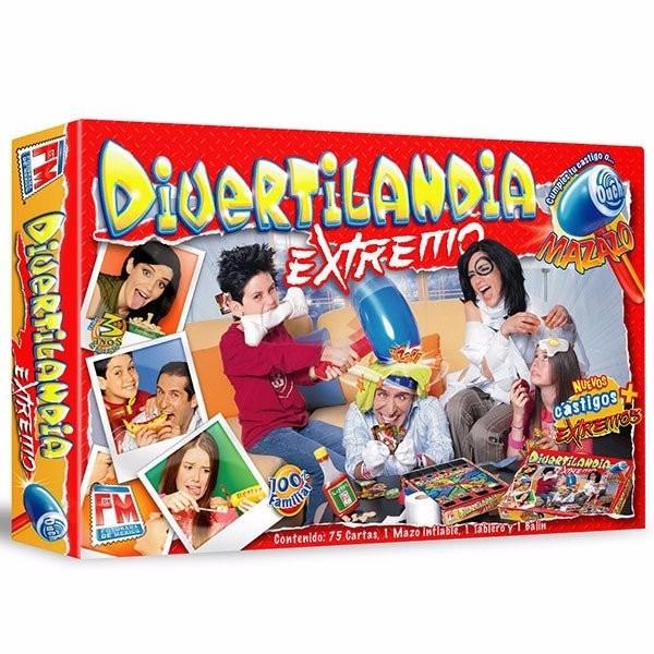 juego de mesa divertilandia en mercado libre