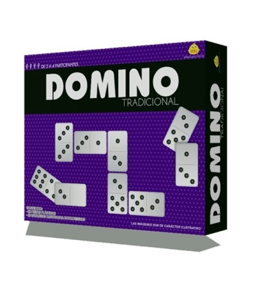 Juego De Mesa Domino Tradicional 149 00 En Mercado Libre