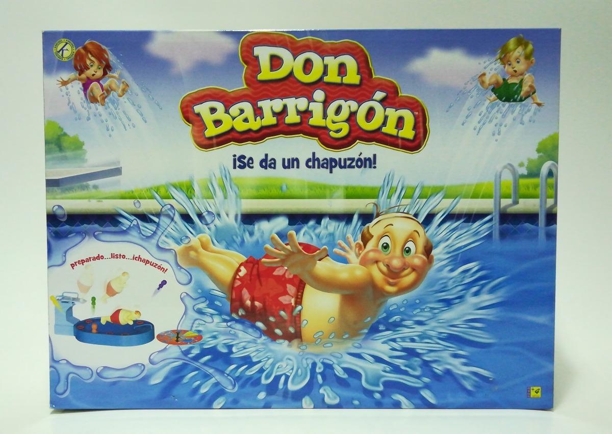 Juego De Mesa Don Barrigon Original Kreisel Bs 1 500 00 En