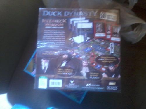 juego de mesa duck dinasty