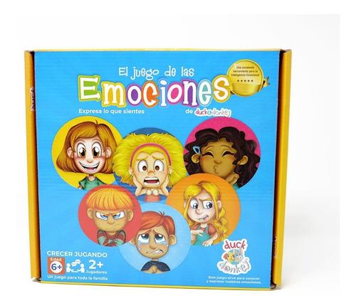 juego de mesa el juego de las emociones