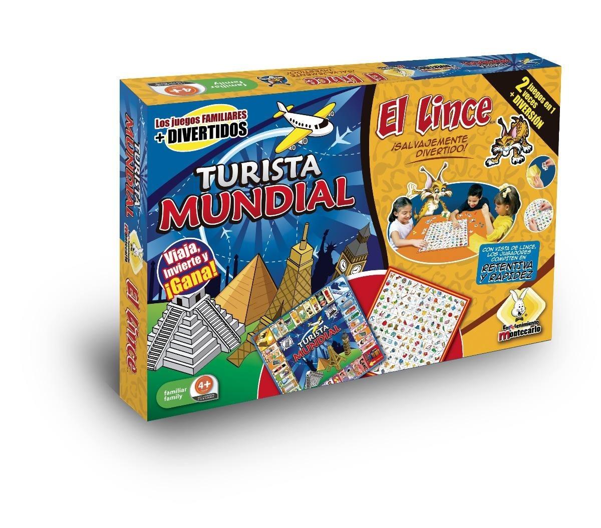 Juego De Mesa El Lince 199 00 En Mercado Libre
