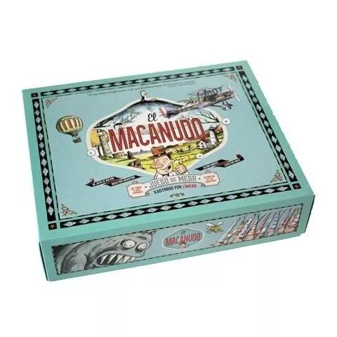 Juego De Mesa El Macanudo Super Divertido 899 99 En Mercado Libre