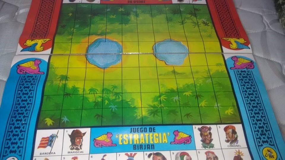Juego De Mesa Estrategia Birjan Anahuac 800 00 En Mercado Libre