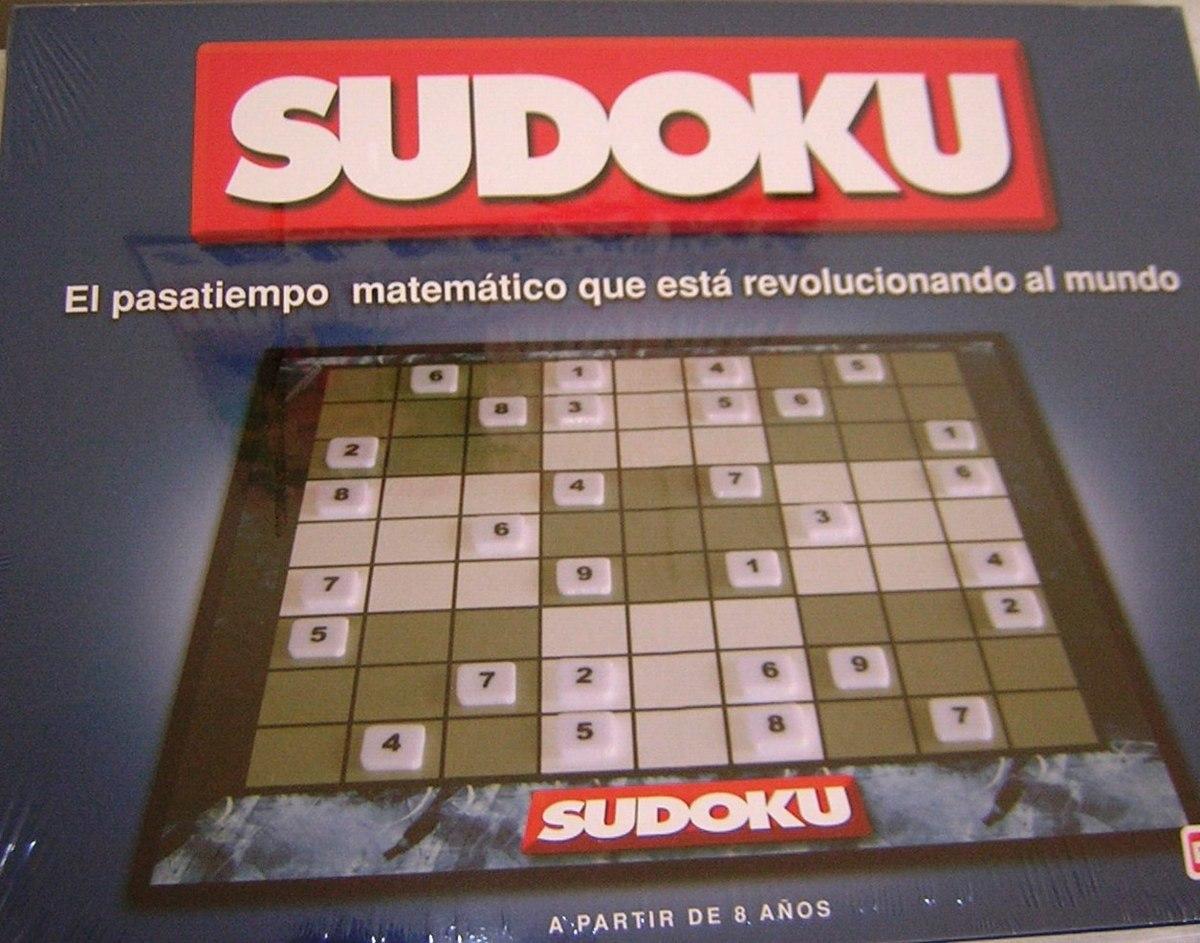 Juego De Mesa Estrategia Sudoku 8 Anos A Mas S 59 00 En Mercado Libre