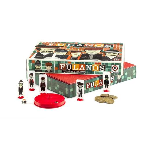 juego de mesa fulanos (5197)