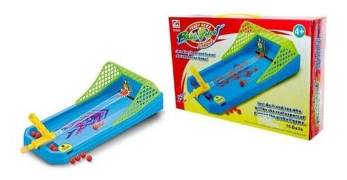juego de mesa futbol penales tiro al arco niños juguete nene