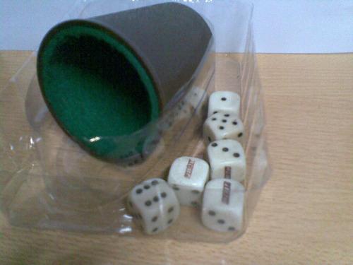 juego de mesa - generala