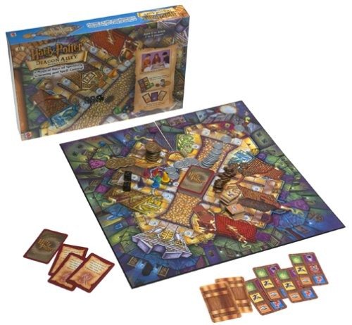 Juego De Mesa Harry Potter Diagon Alley 709 900 En Mercado Libre