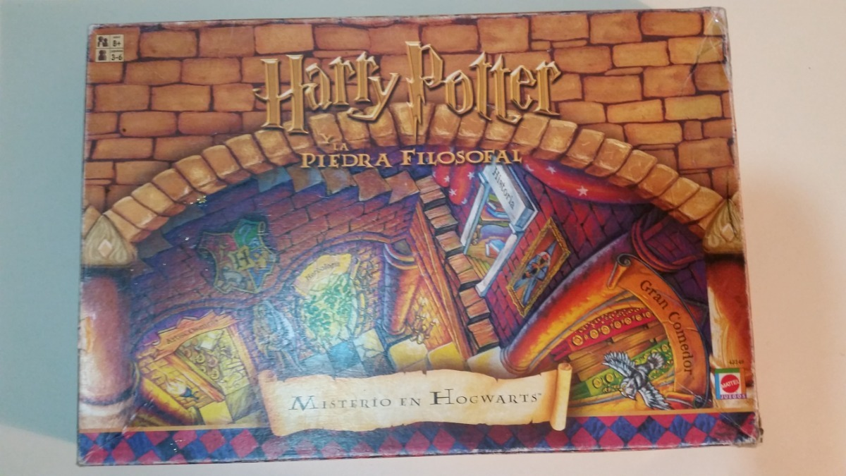Juego De Mesa Harry Potter Misterio En Hogwarts Bs 15 000 00 En