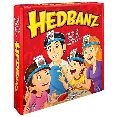 Juego De Mesa Hedbanz Game Edition May Vary 99 900 En Mercado