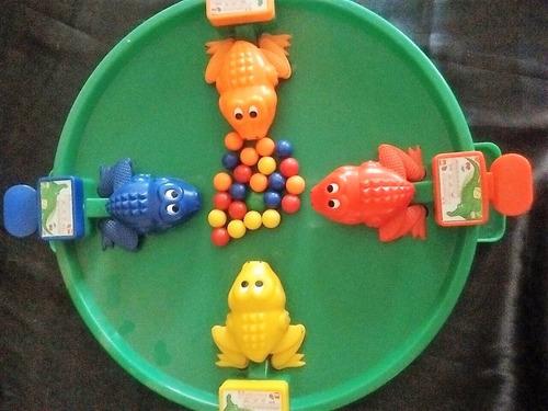 juego de mesa hungry crocodrile