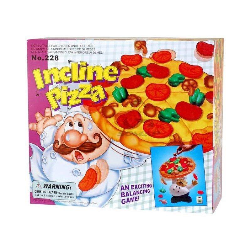 Juego De Mesa Incline Pizza Infantil Para Ninos Cocina 512 96 En