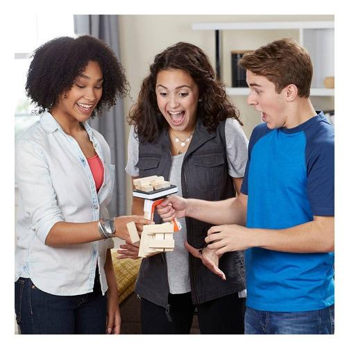 juego de mesa jenga pasa el desafió hasbro envio gratis
