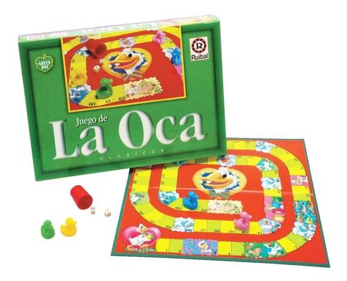 juego de mesa juego de la oca prendas ruibal green box