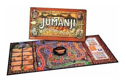 juego de mesa jumanji original toyco yo yo