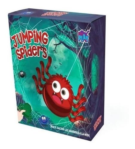 juego de mesa jumping spiders arañas saltarinas ik 0005