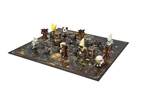juego de mesa krosmaster arena the not mines