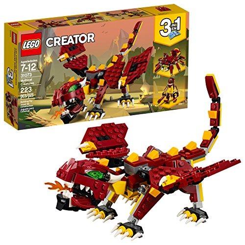 Juego De Mesa Lego Creatures Building Kit 158 900 En Mercado Libre
