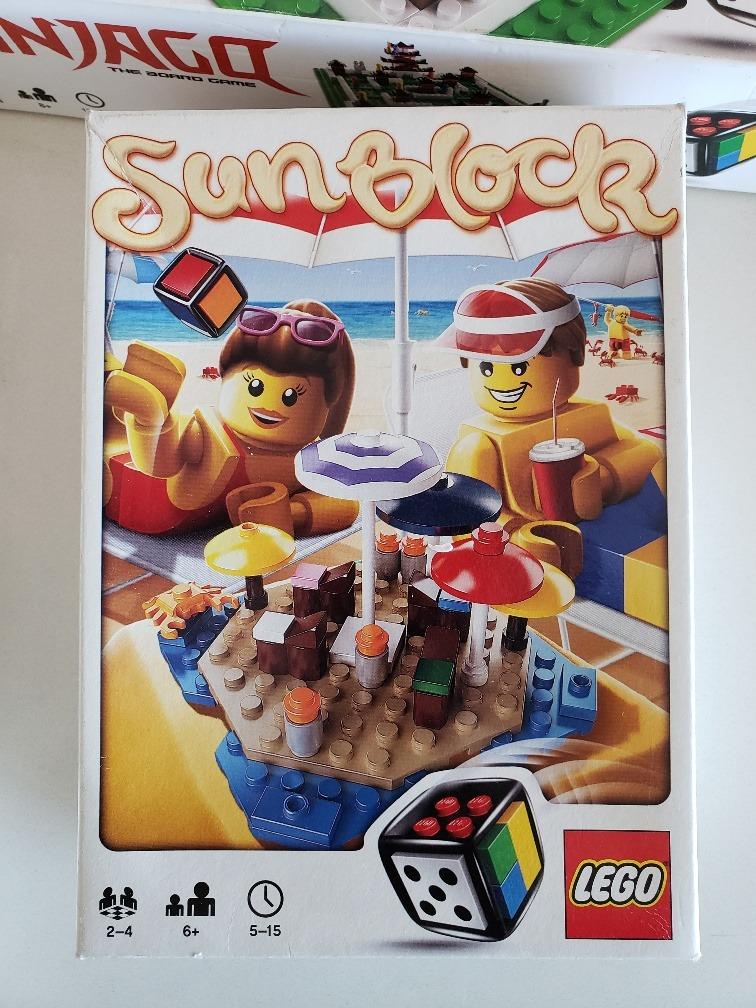 Juego De Mesa Lego Sun Block 10 000 00 En Mercado Libre