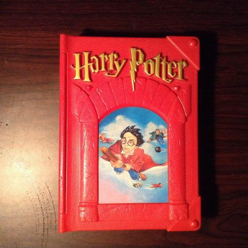juego de mesa: libro mundo mágico quidditch - harry potter