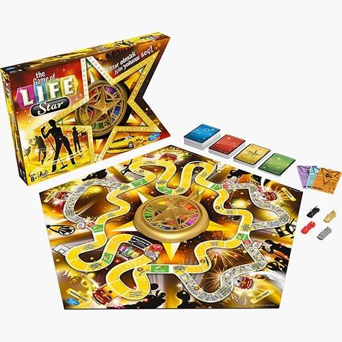 Juego De Mesa Life Fama Hasbro Original 449 90 En Mercado Libre