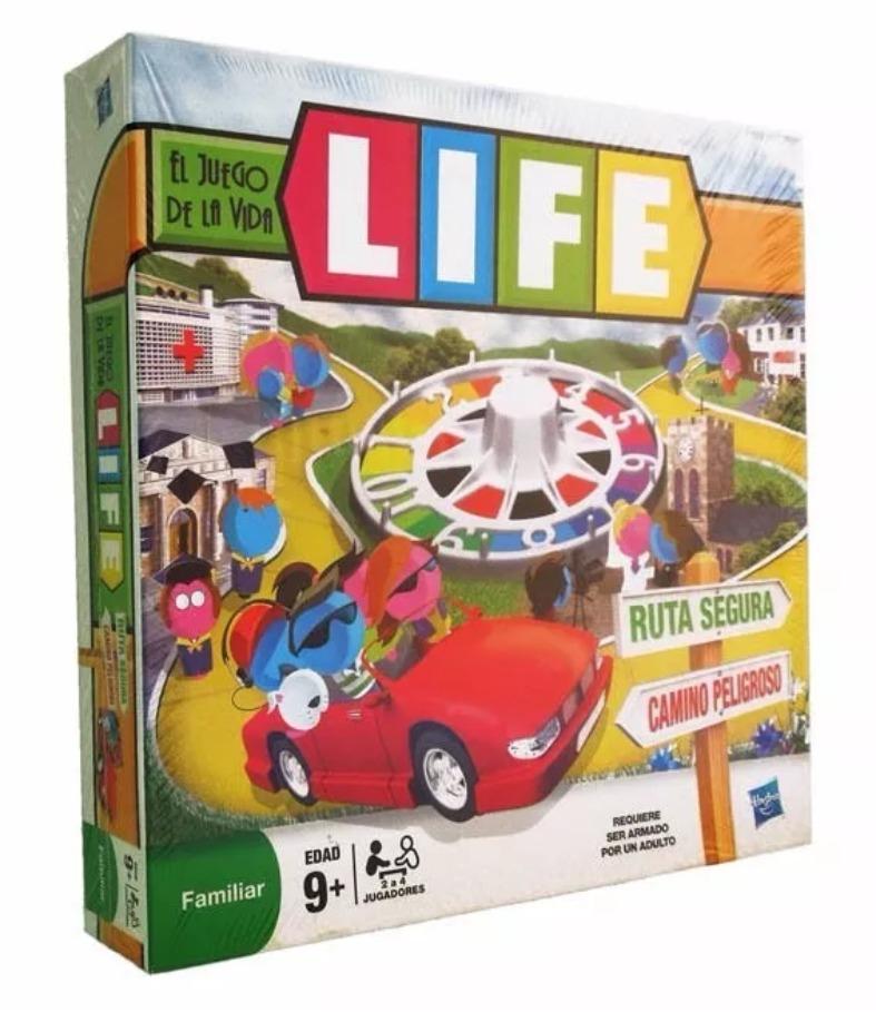 Juego De Mesa Life Juego De La Vida Version Popular 790 00 En