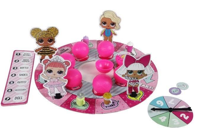 Juego De Mesa Lol Sopresa Baby Lol 2 A 4 Jugadores 659 00 En