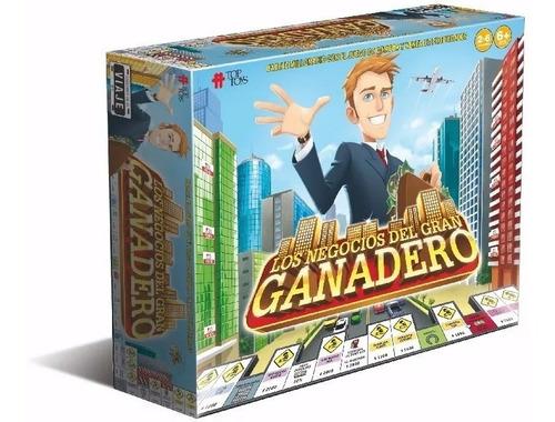 juego de mesa los negocios del gran ganadero orig. top toys