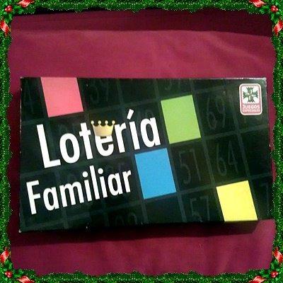 Juego De Mesa Loteria Familiar Bingo 190 00 En Mercado Libre