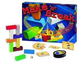 Mesa Break N Calmate Make Juego De Ravensburger Yb67gfy