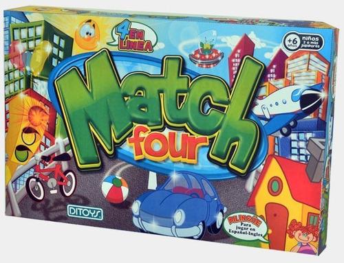juego de mesa match four (3274)