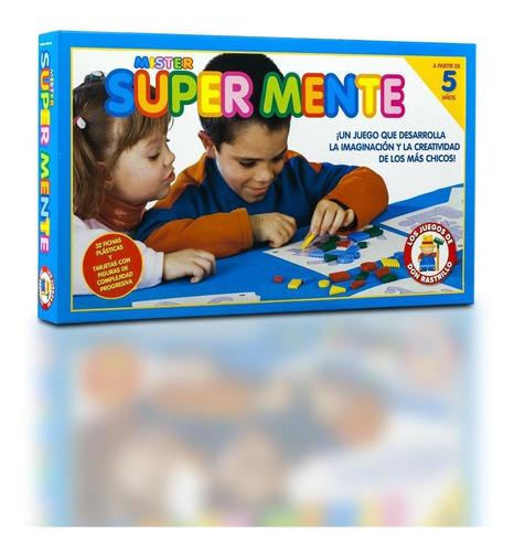 juego de mesa mister super mente original ruibal didactico