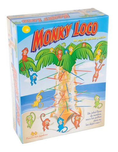 juego de mesa monky loco ditoys envio full  071 (1094)