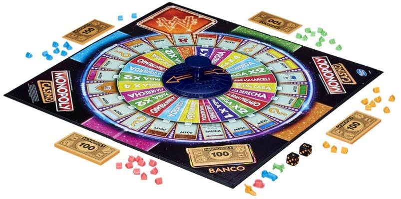 Juego De Mesa Monopoly Casino 975 00 En Mercado Libre
