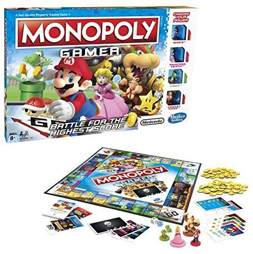 Juego De Mesa Monopoly Gamer 140 900 En Mercado Libre