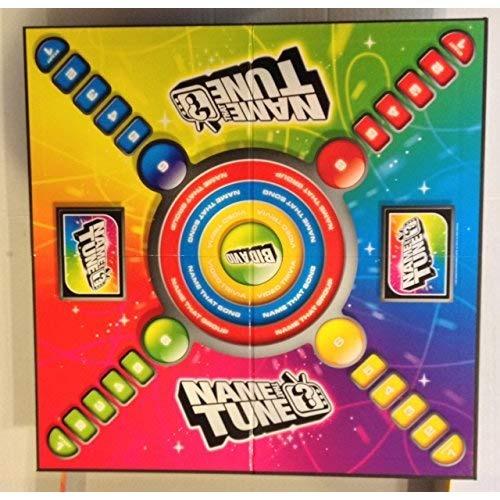 Juego De Mesa Name Name Tune Dvd Edicion De Los Anos 80